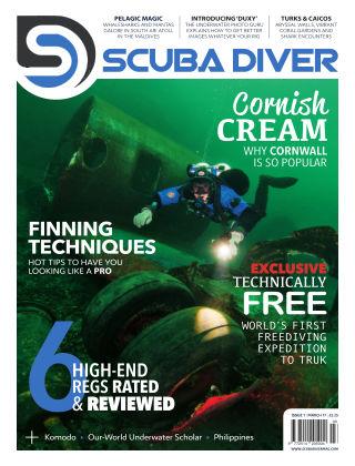 Scuba Diver Issue 1