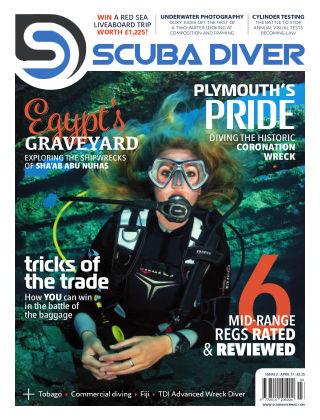 Scuba Diver Issue 2