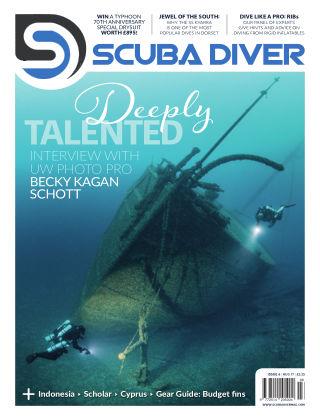 Scuba Diver Issue 6