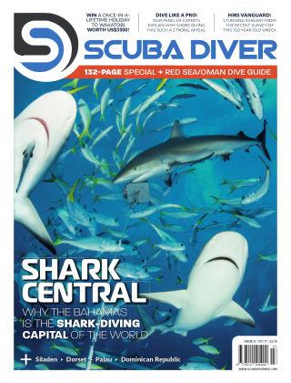 Scuba Diver Issue 8