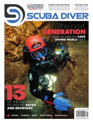 Scuba Diver Issue 12
