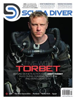 Scuba Diver Issue 14