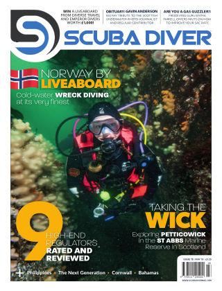 Scuba Diver Issue 15