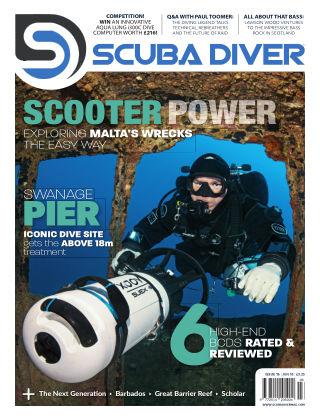 Scuba Diver Issue 16