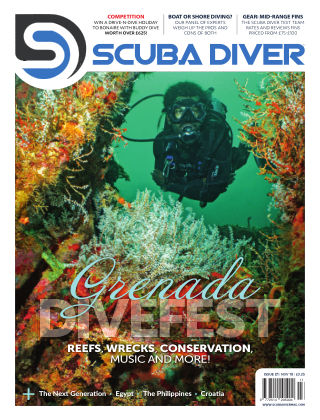 Scuba Diver Issue 21