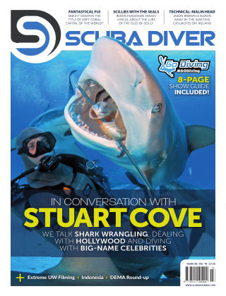 Scuba Diver Issue 22