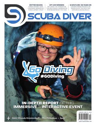 Scuba Diver Issue 25