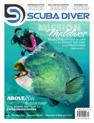 Scuba Diver Issue 26