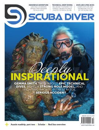 Scuba Diver Issue 30