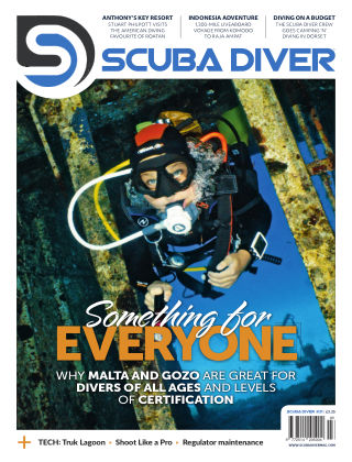 Scuba Diver Issue 31