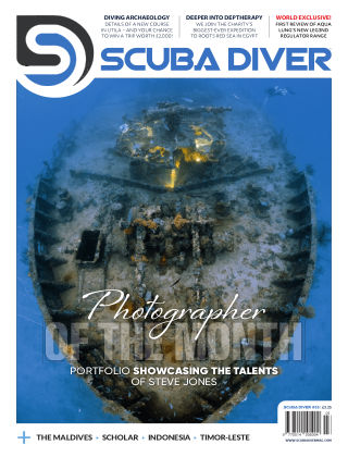 Scuba Diver Issue 35