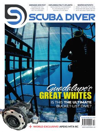 Scuba Diver Issue 34