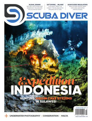 Scuba Diver Issue 40