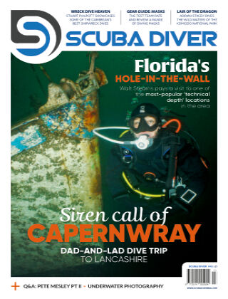 Scuba Diver Issue 43