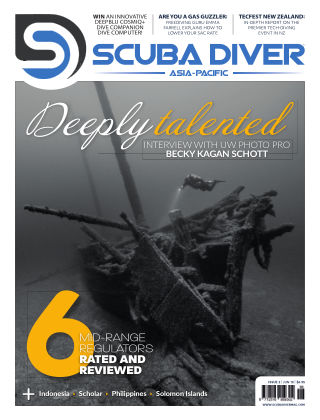 Scuba Diver – Asia Pacific Edition June / July 2018