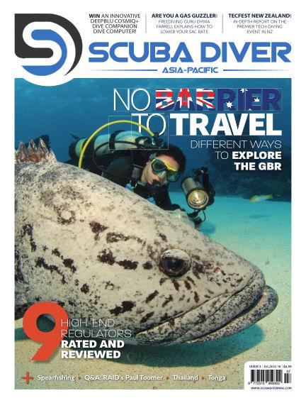 Scuba Diver – Asia Pacific Edition