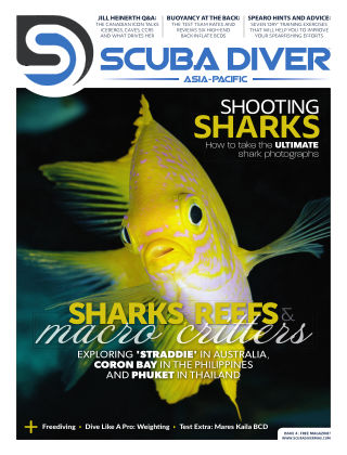 Scuba Diver – Asia Pacific Edition Issue 4