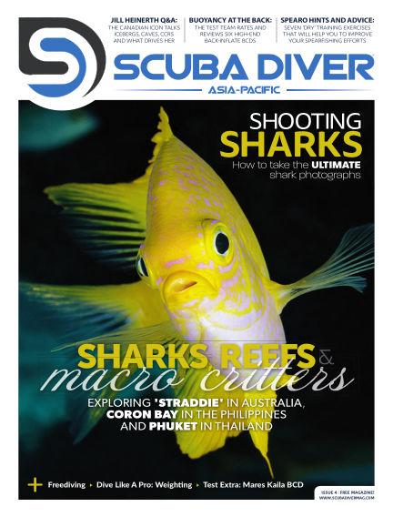 Scuba Diver – Asia Pacific Edition August 10, 2018 00:00