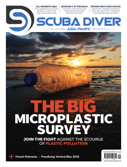Scuba Diver – Asia Pacific Edition September 07, 2018 00:00
