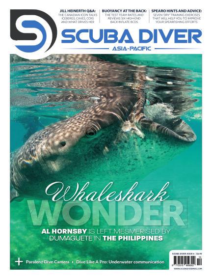 Scuba Diver – Asia Pacific Edition November 09, 2018 00:00