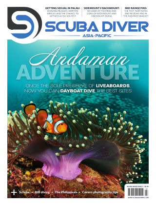 Scuba Diver – Asia Pacific Edition Issue 7