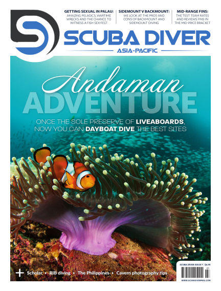 Scuba Diver – Asia Pacific Edition December 07, 2018 00:00