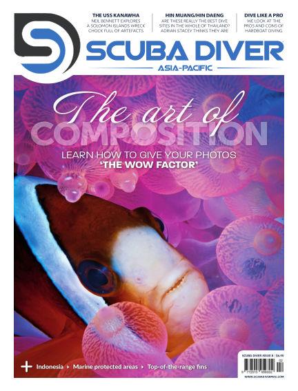Scuba Diver – Asia Pacific Edition March 01, 2019 00:00