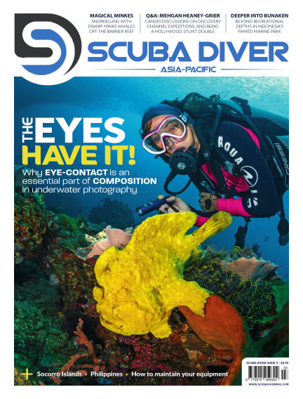 Scuba Diver – Asia Pacific Edition March 17, 2019 00:00