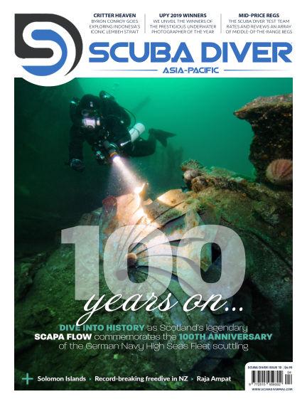 Scuba Diver – Asia Pacific Edition April 01, 2019 00:00