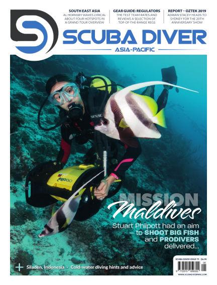 Scuba Diver – Asia Pacific Edition May 01, 2019 00:00