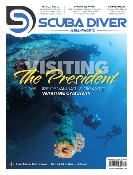 Scuba Diver – Asia Pacific Edition June 01, 2019 00:00