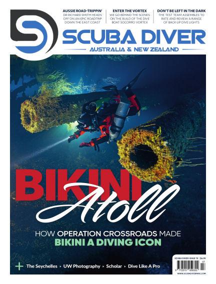Scuba Diver – Asia Pacific Edition July 02, 2019 00:00