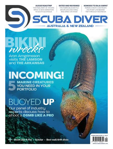 Scuba Diver – Asia Pacific Edition September 01, 2019 00:00