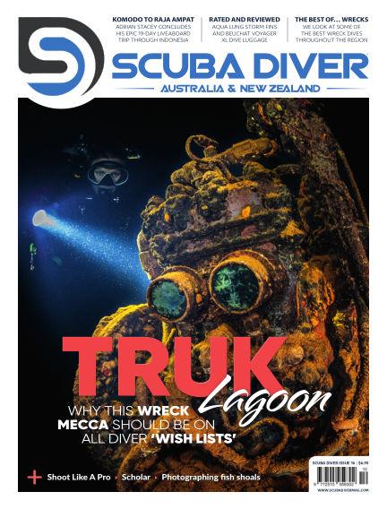 Scuba Diver – Asia Pacific Edition October 01, 2019 00:00
