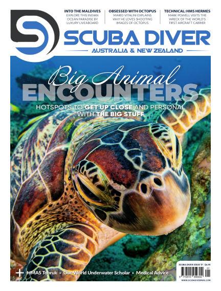 Scuba Diver – Asia Pacific Edition November 01, 2019 00:00