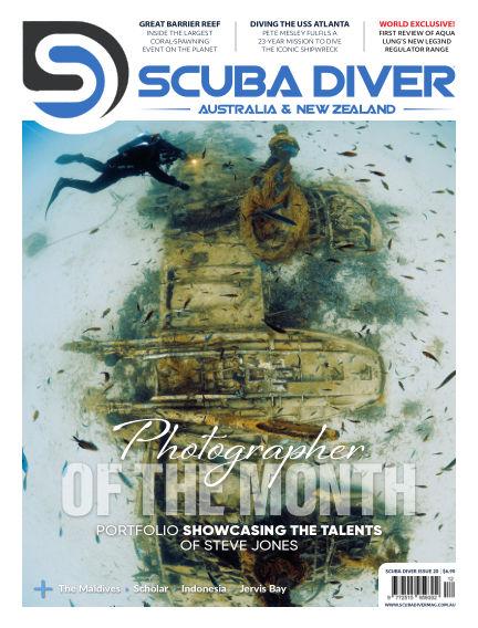 Scuba Diver – Asia Pacific Edition February 01, 2020 00:00