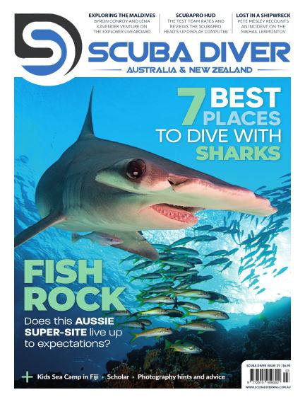 Scuba Diver – Asia Pacific Edition March 01, 2020 00:00