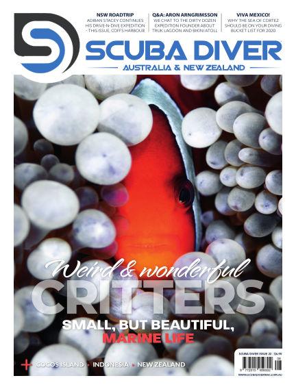 Scuba Diver – Asia Pacific Edition April 01, 2020 00:00