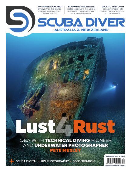 Scuba Diver – Asia Pacific Edition October 01, 2020 00:00