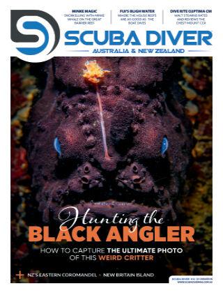 Scuba Diver – Asia Pacific Edition Issue 33