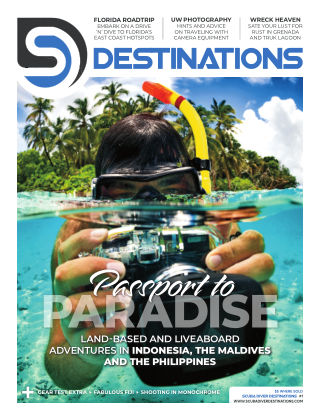 Scuba Diver Destinations 1st Edition