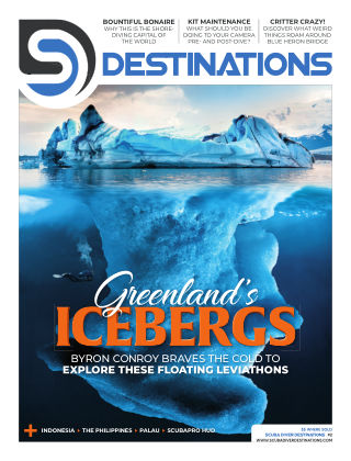 Scuba Diver Destinations 2nd Edition
