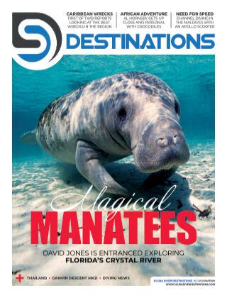 Scuba Diver Destinations Issue 5