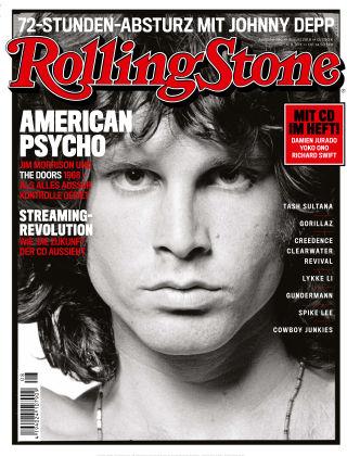 Rolling Stone - DE NR.008 2018