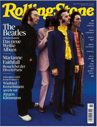 Rolling Stone - DE NR.011 2018