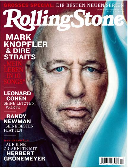 Rolling Stone - DE November 22, 2018 00:00