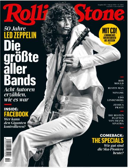 Rolling Stone - DE January 31, 2019 00:00