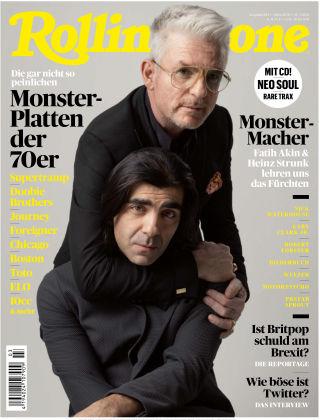Rolling Stone - DE NR.003 2019