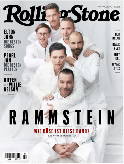 Rolling Stone - DE May 29, 2019 00:00