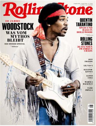Rolling Stone - DE NR.008 2019